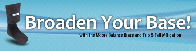 Improving Balance in Elderly Patients with the Moore Balance Brace